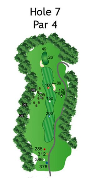 ayout of The Dream Hole 7